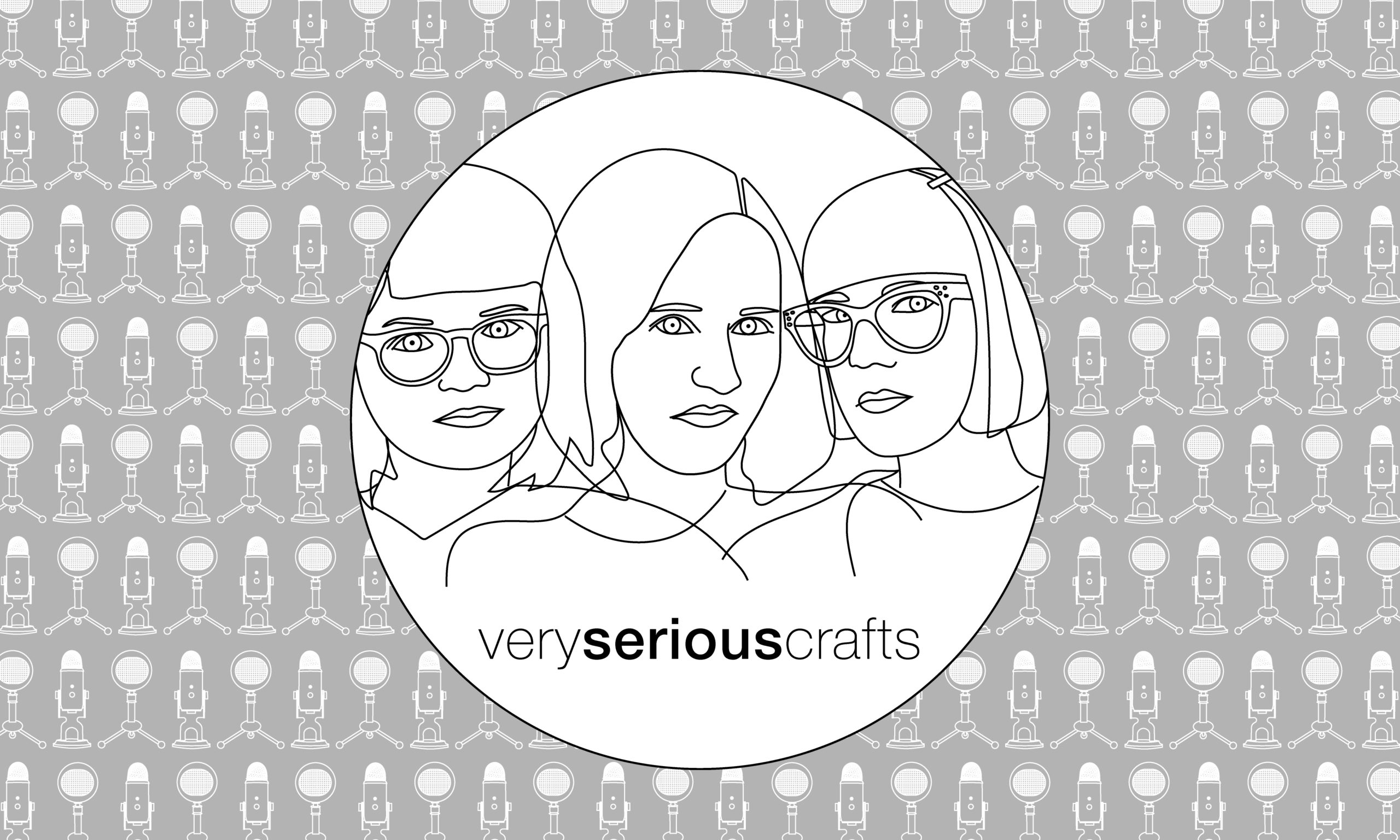 The Very Serious Crafts Podcast